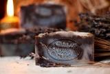 Čokoláda a levandule - přírodní mýdlo, 20g - vzorek