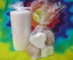 Kokos - vonný vosk - dárkový balíček