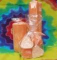 Mandarinka - vonný vosk - dárkový balíček