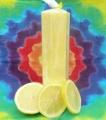 Vonná svíčka - Citron - šestihran