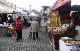 Na řemeslném trhu-Vlašim