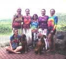 Šťastný personál Letní barevné školky
