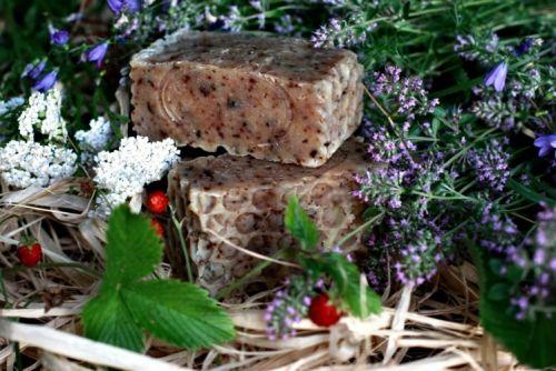 Propolis - přírodní mýdlo