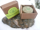 Šampuk na mastné vlasy - zelený čaj, kopřiva, keratin, 100g