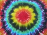 Dámské batikované tričko Spektrum detail, XL