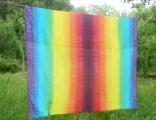 Velký duhový šátek