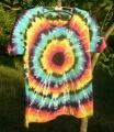 Dámské batikované tričko Iris, L