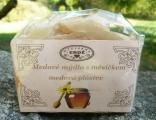 Přírodní mýdlo medová plástev