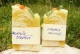 RAKYTNÍK - přírodní mýdlo s vůní citrusů, 20g - vzorek