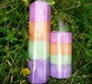 Bonpari - vonná svíčka - šestihran Supeko