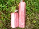 Jahodové svíčky