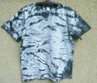 Batikované triko pánské Mramor, XL