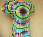 Batikované tričko dámské