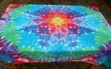 Dekorace, tapisérie, ubrus... Mandala, 120x180cm Šťastní lidé-M