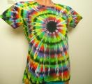 Dámské batikované tričko Imagination XXL