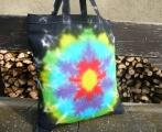 Látková taška nákupní Mandala