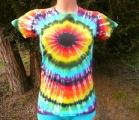 Dámské batikované tričko Iris, M