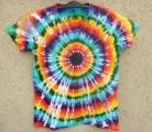Dámské batikované tričko Iris XXL