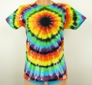 Dámské batikované tričko Iris, XXL