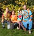 Hedi a její šťastná rodinka