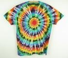 Batikované tričko Spektrum XL
