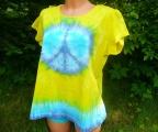 Symbol míru tričko dámské