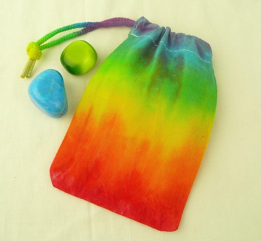Barvy čaker sáček mini