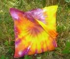 Látková nákupní taška sluneční