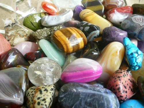 Drahé kameny šperky