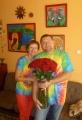 Broňa s manželem