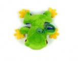 Žabka plyšová malá - klíčenka