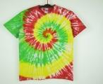 Batikované tričko Happy, M