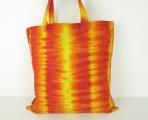 Látková nákupní taška Ohnivá