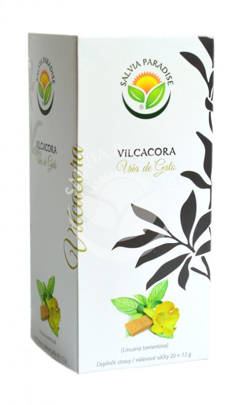 Vilcacora-Uňa de gato-Kočičí dráp-čaj