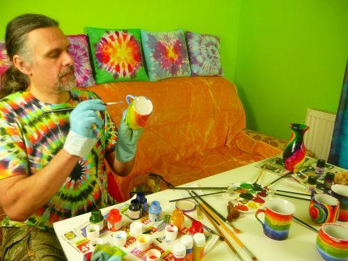 Malujeme hrnečky