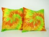 Jarní batika polštářky sada