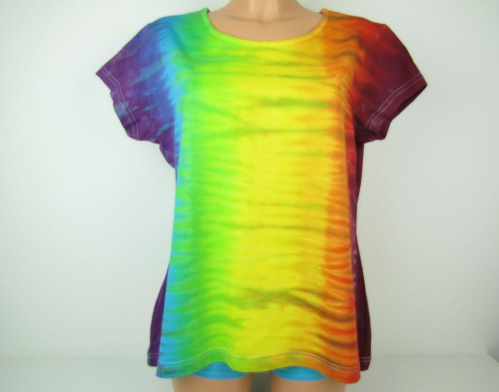 Dámské tričko Duha