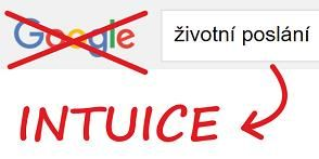 Google intuice