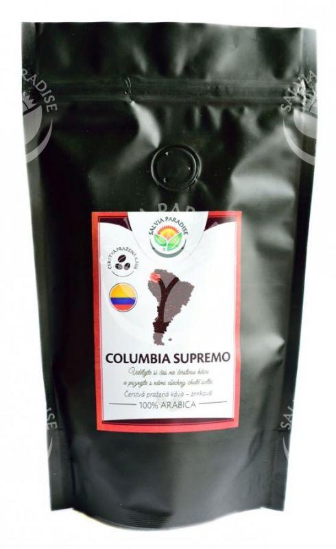 Káva Columbia Supremo