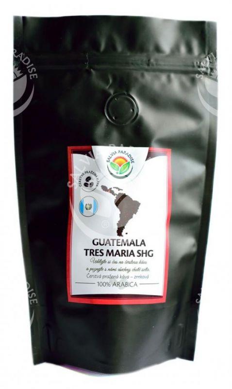 Káva Guatemala Tres Maria SHG