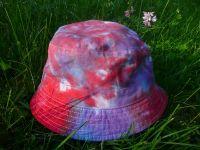 Batikovaný klobouček pro dospělé Rosemary