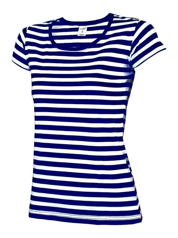 Dámské námořnické tričko kvalitní