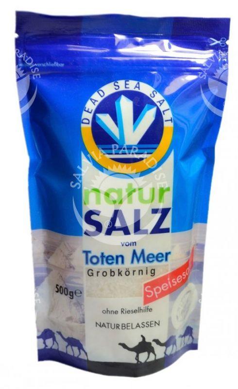 Sůl z Mrtvého moře Jedlá hrubá