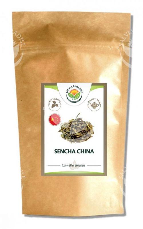 Zelený čaj Sencha China