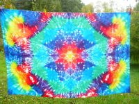 Ubrus-dekorace-tapisérie batika 180x120cm MANDALA
