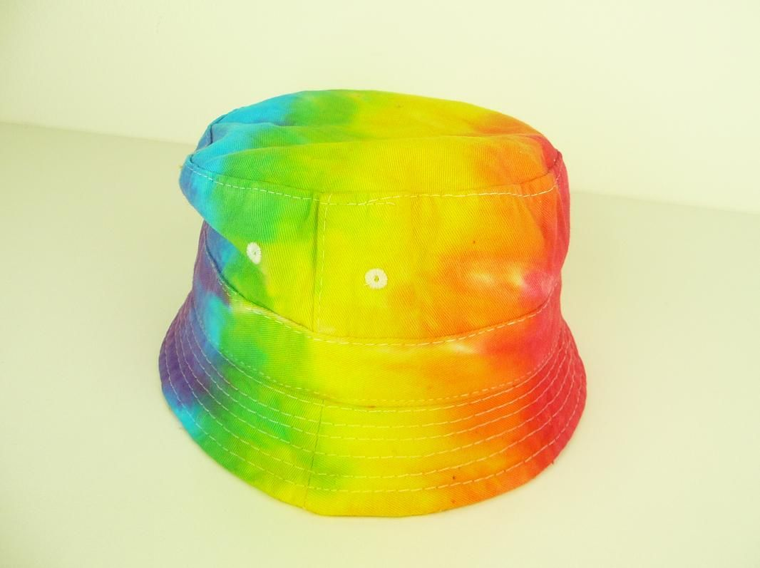Dětský klobouček Duha