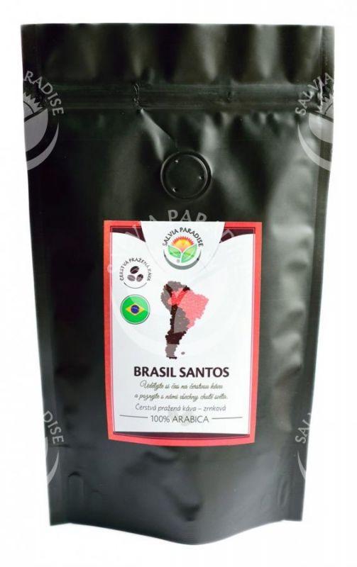 Káva Brazil Santos
