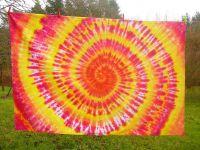 Ubrus-dekorace-tapisérie batika 180x120cm OHNIVÝ