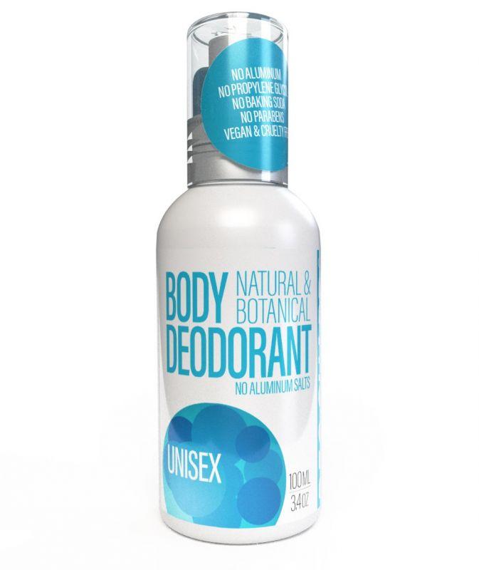 Přírodní deodorant ve spreji Unisex