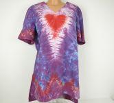 HALENKA/TUNIKA dámská batika - na objednávku